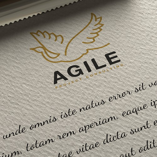 Logo for Agile