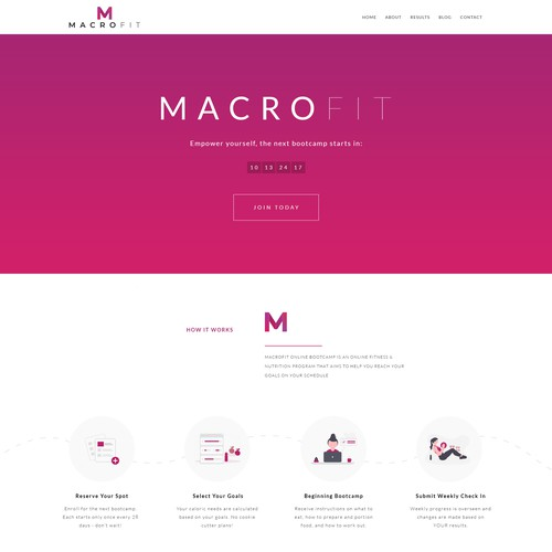 MacroFIT