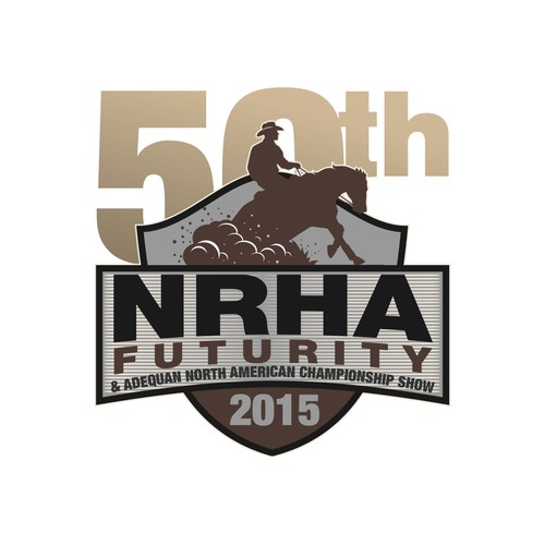 Super Bowl of horse sports looking for exciting logo for 50th running