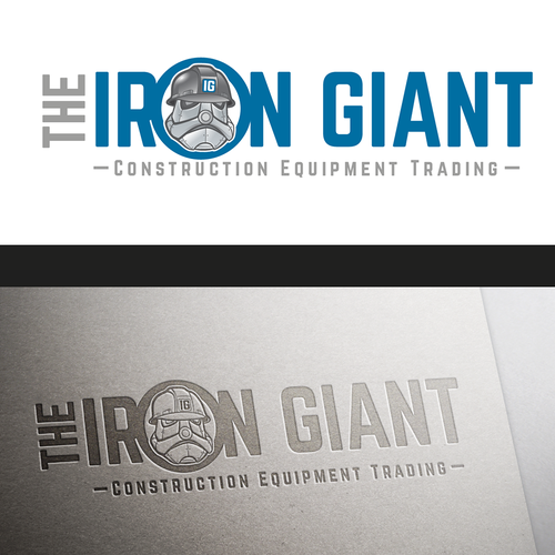 Robot logo/mascot needed for construction equipment trader website.