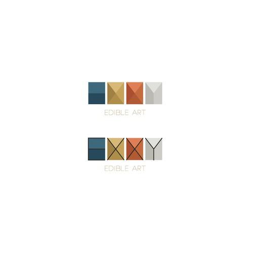 Logo concept for EXXY