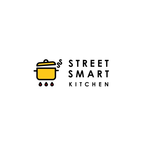 Logo for cooking-related website