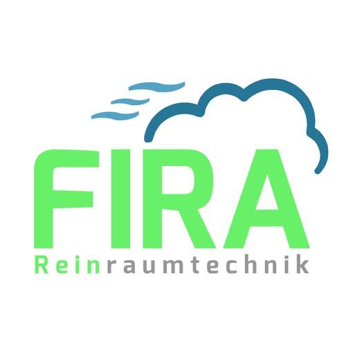 designt ein Logo für reine Luft