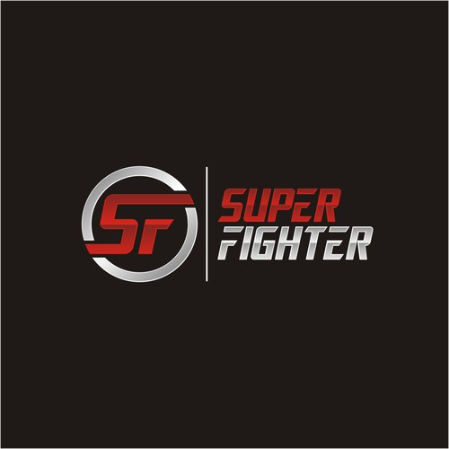 SUPERFIGHTER torneo di kick boxing LOGO