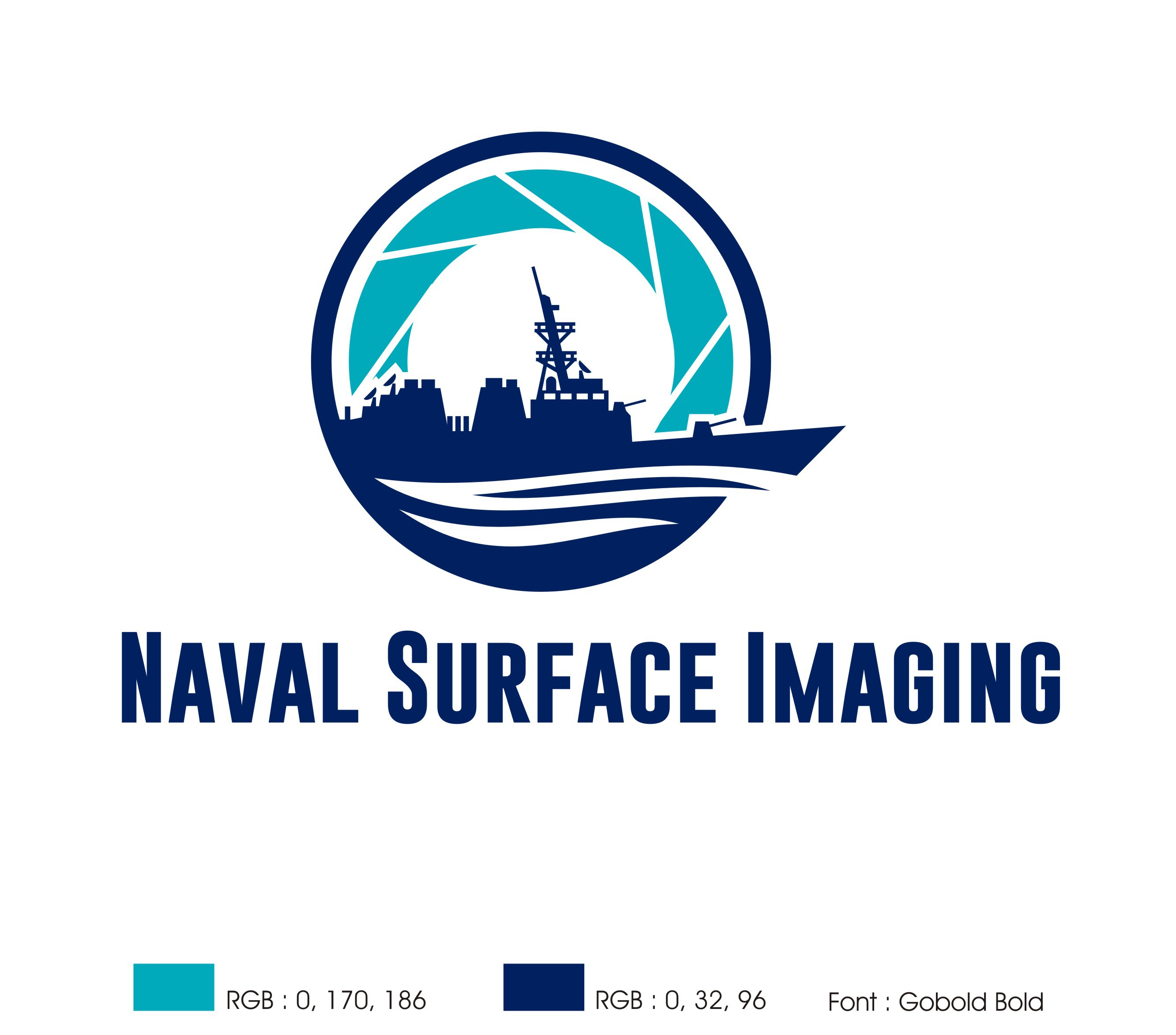 Design a logo for the Navy!