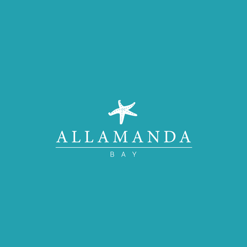 Allamanda Bay Logo Contest
