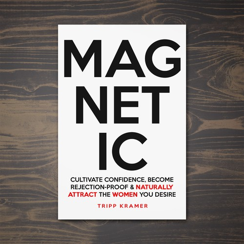 Magnetic Book Cover