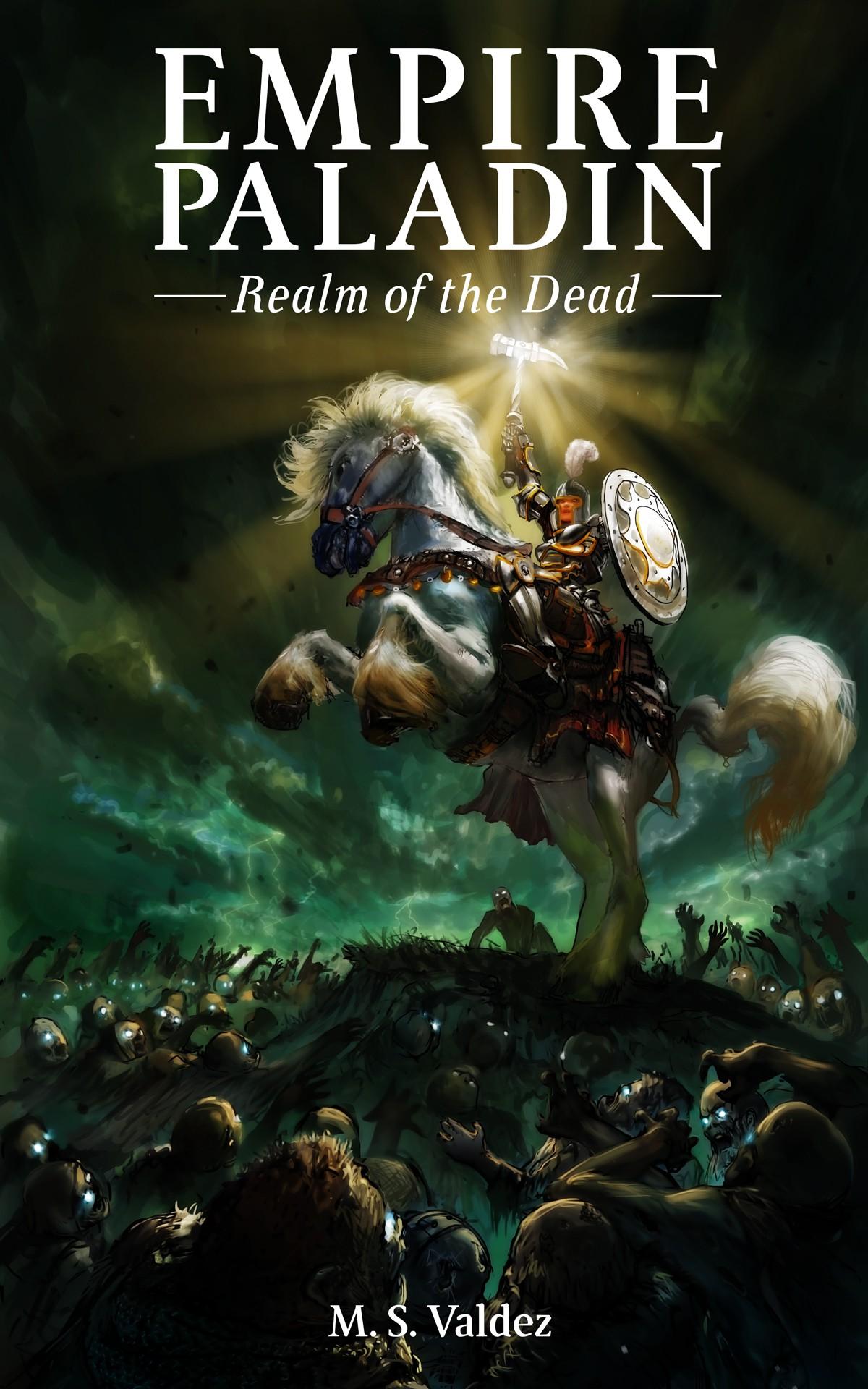 Medieval Historical-Fantasy ebook/novel cover art!