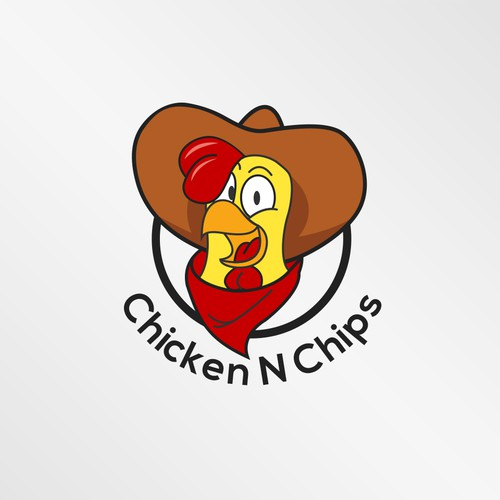 Logo for Chicken-N-Chips