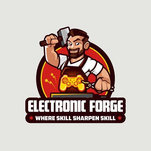 Electronic Forge logo