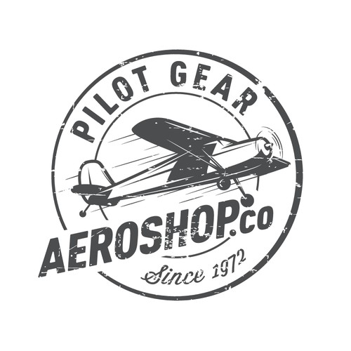 logo for Pilot gear shop