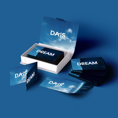 Dais Business Card Design