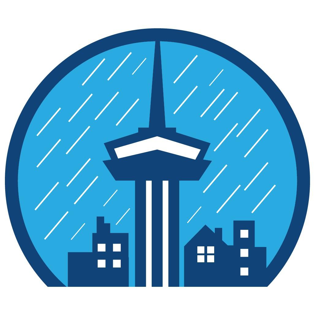 I need a fun & friendly Fun Rain Town Realty Logo!