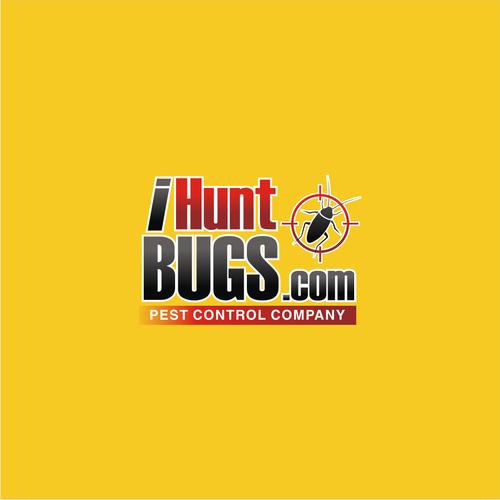logo for pest control company