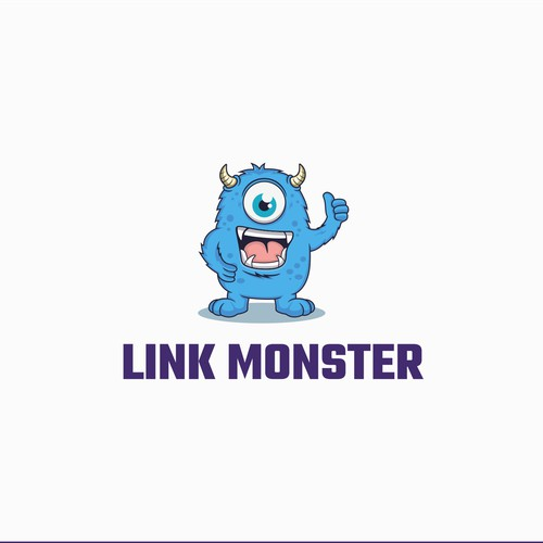 Link Monster logo