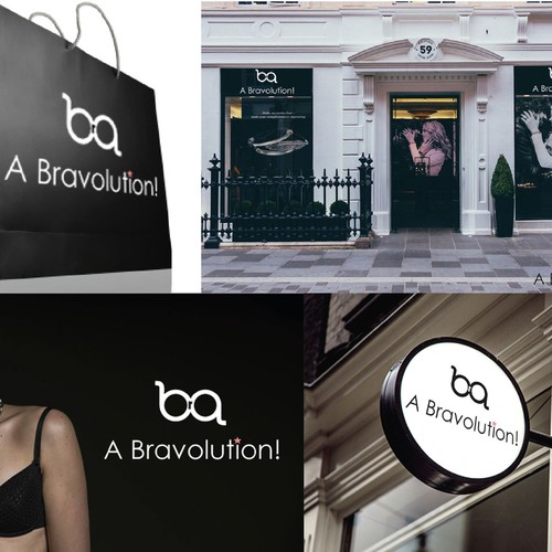 Logo for Bravolution