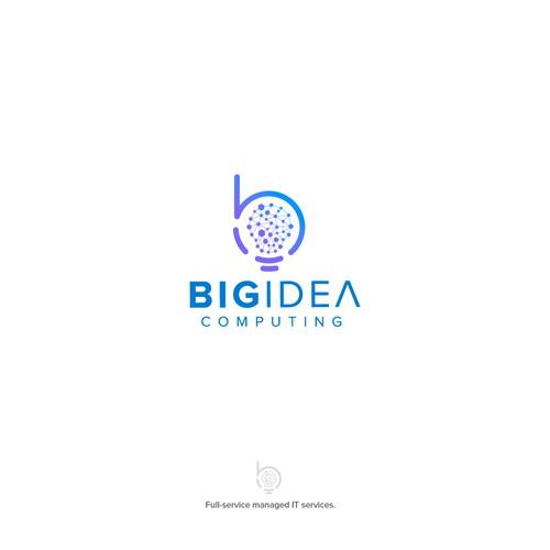 Big idea Computing logo