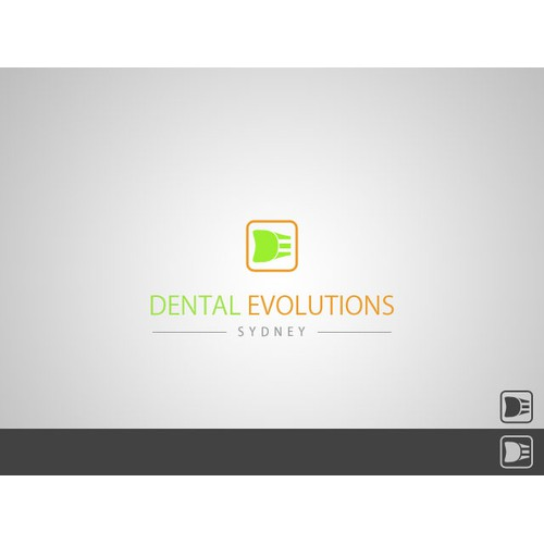 dental evolution logo