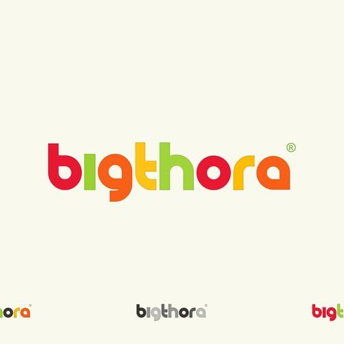 logo for bigthora