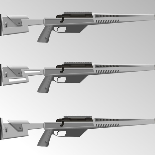 """Thunderbolt"" tactical rifle"