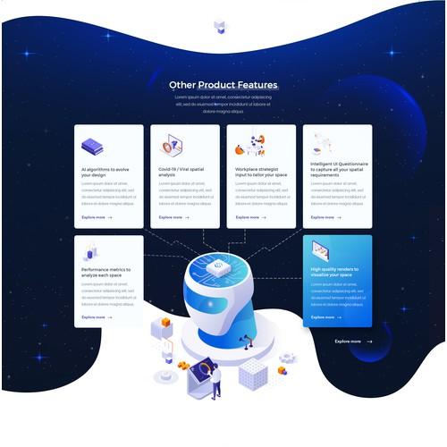 Smart Plan WebPage Design