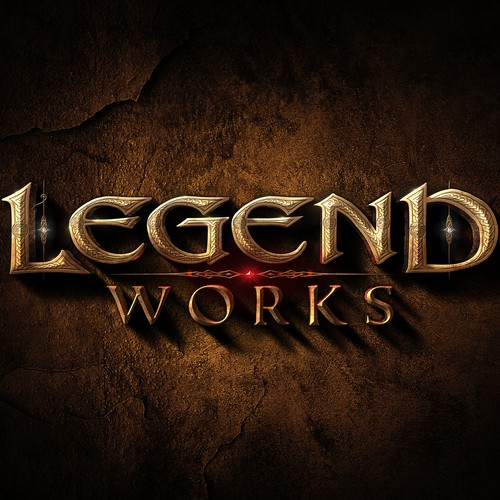 Logo design for Legend Works