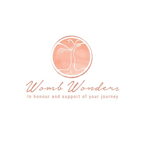 Creative logo design for Womb Wonders