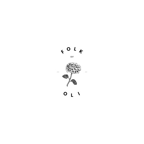 Folk of Oli Logo