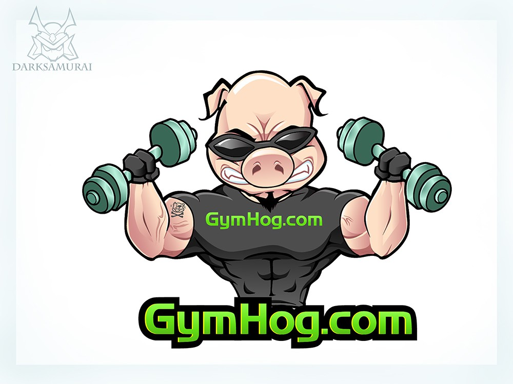 "Bring it on!!! Best ""Ripped"" or ""Jacked"" yet friendly fitness Pig!!!!!  Flex it!"
