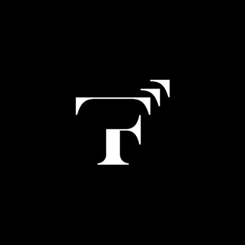 FT logo or TF Logo