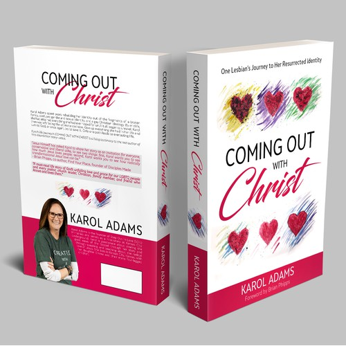 Book cover 'COMING OUT WITH CHRIST'