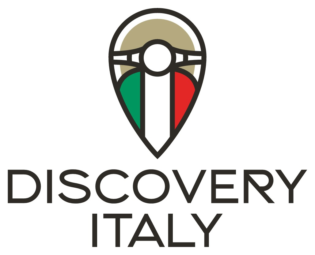 Design a cool logo for Discovery Italy - Tour Operator in the US