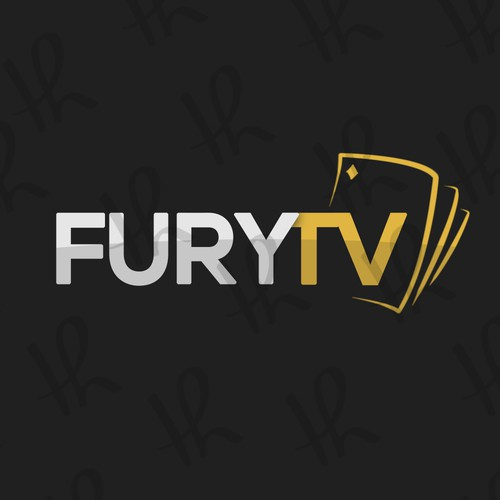 Winning Logo for FuryTV