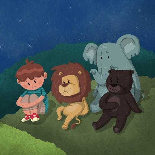 childrens book with animals