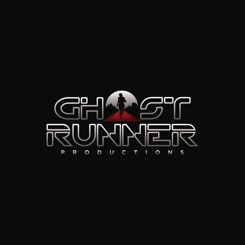 Ghost Runner Productions Logo