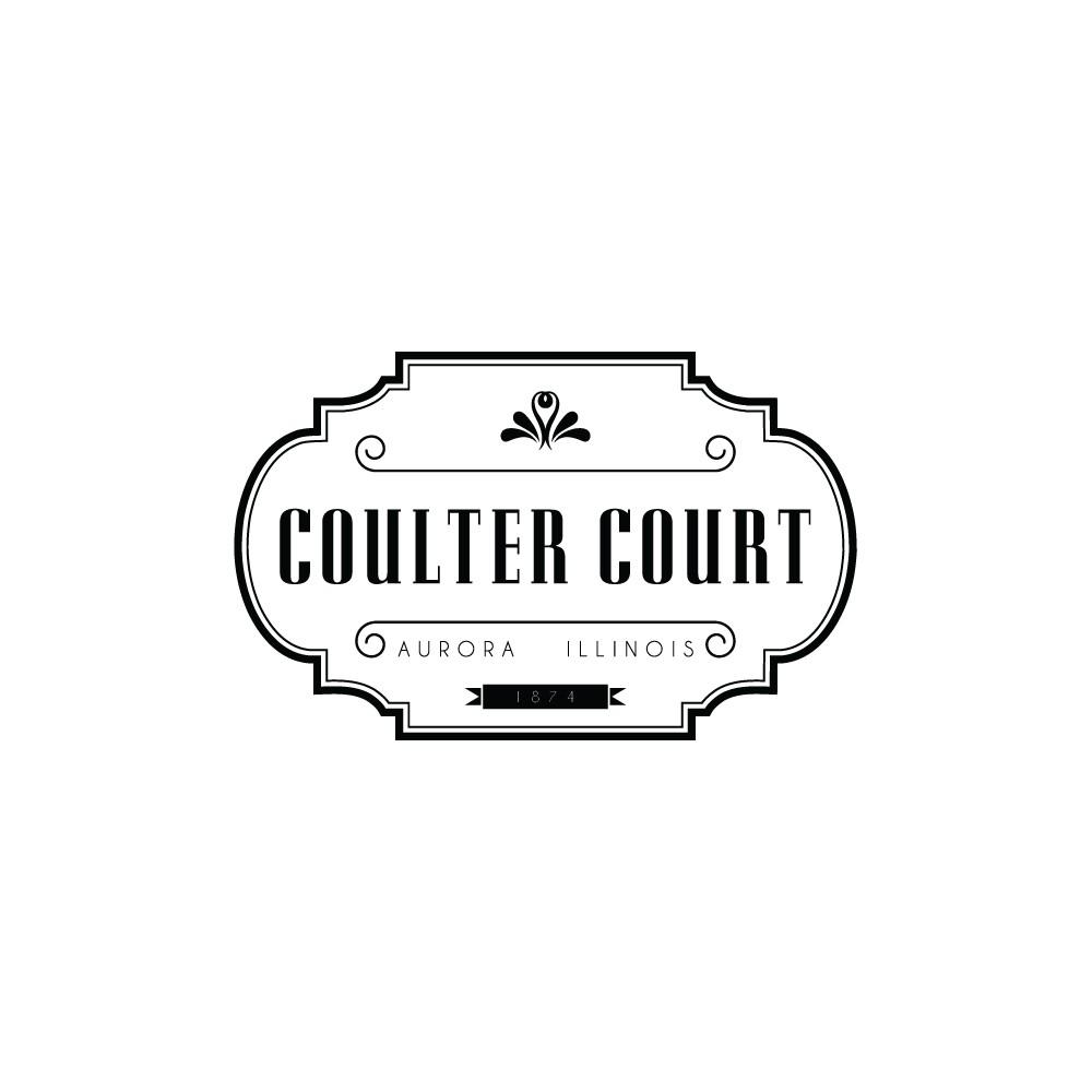 Coulter Court Logo Design