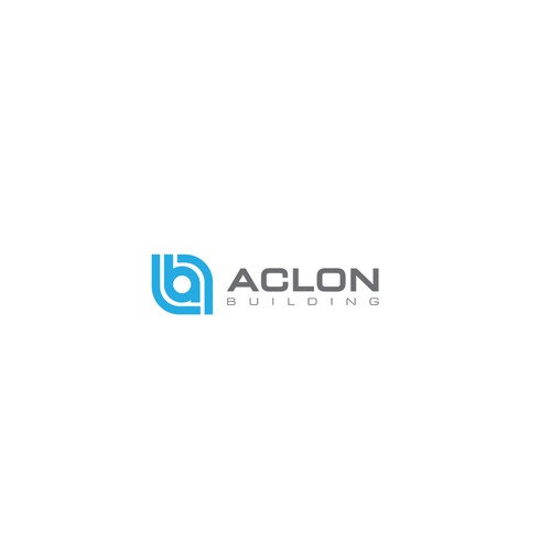 Logo Design for Aclon Building