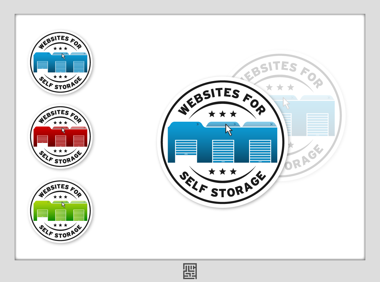 Help WEBSITES FOR SELF STORAGE with a new logo