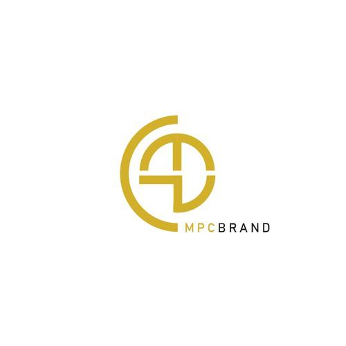 Simple mark using initials