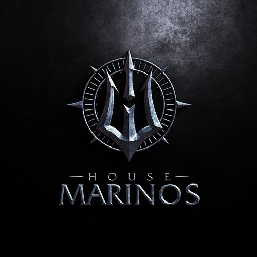 Logo design for House Marinos