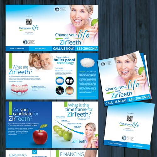 Change You Life with ZirTeeth