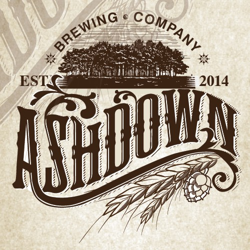 Craft Brewery design a vintage style logo