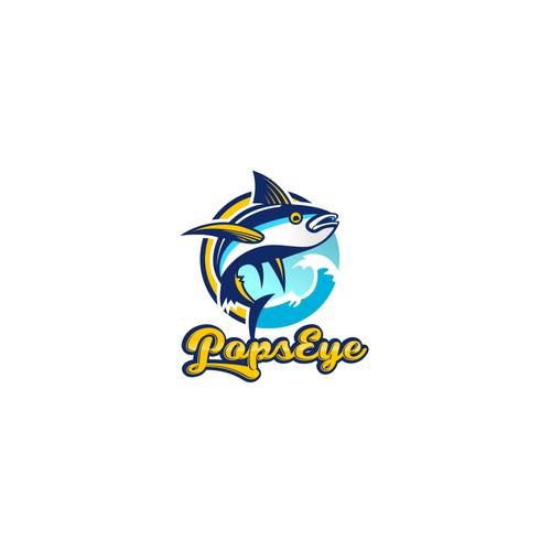 Logo concept foPops Eye