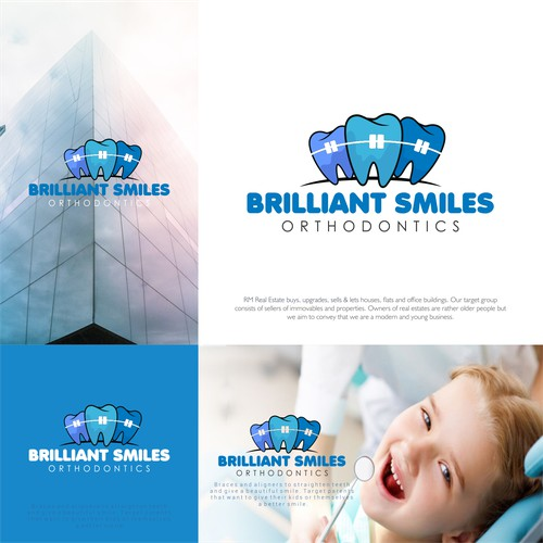 Logo Concept for Orthodontic