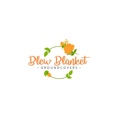 Logo for Blew Blanket
