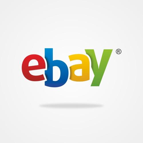 99designs community challenge: re-design eBay's lame new logo!