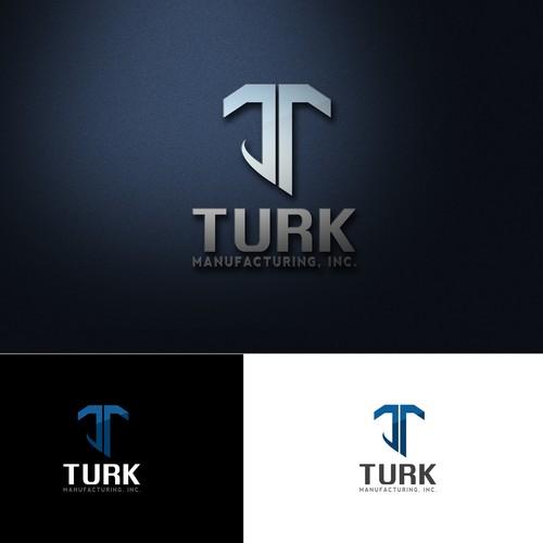 Mature logo for Turk Manufacturing