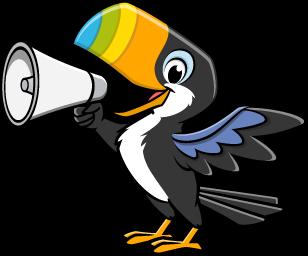 Toucan character