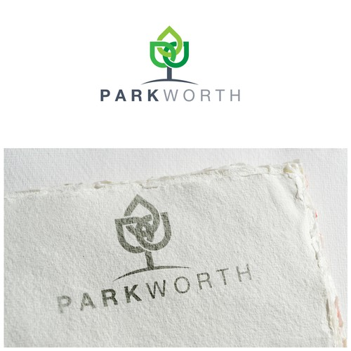 logo for parkworth