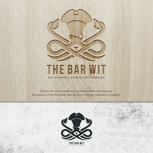 "Octopus ""The Bar Wit"